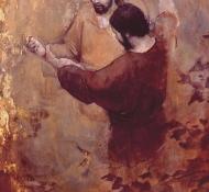 キリストのバプテスマ - リチャーズ